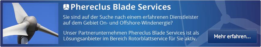 Phereclus Blade Services